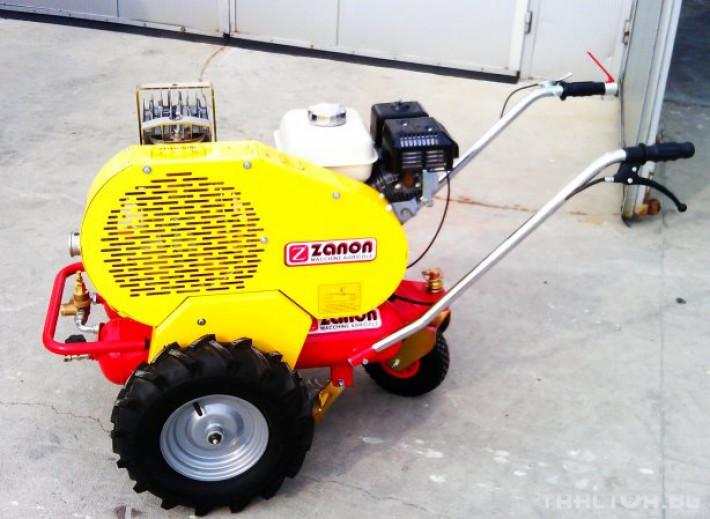Машини за лозя / овошки Самоходни компресори ZANON модел  GALAXY 2 - Трактор БГ