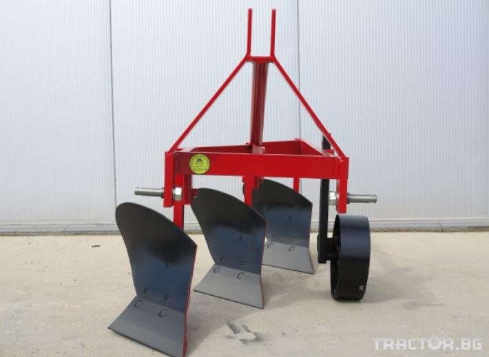 Плугове Плуг ПЛ 3х20 1 - Трактор БГ