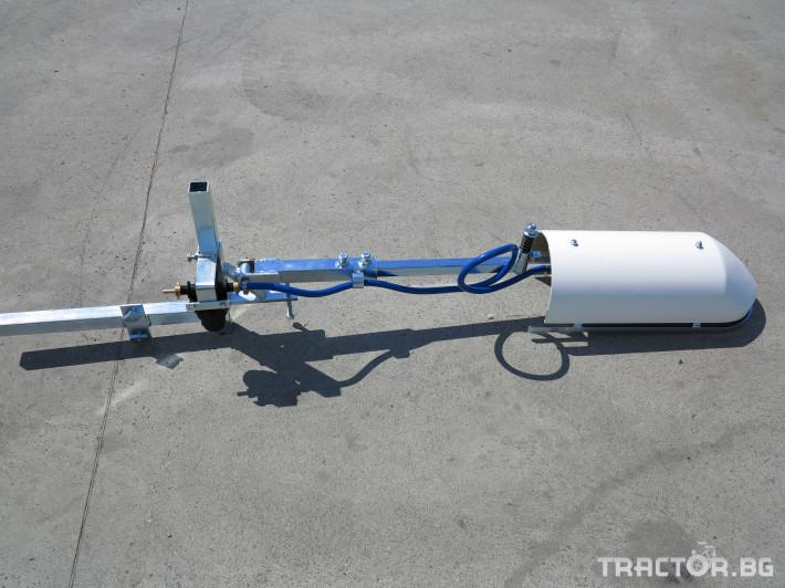 Пръскачки Навесна хербецидна пръскачка ММ 120-200 литра 1