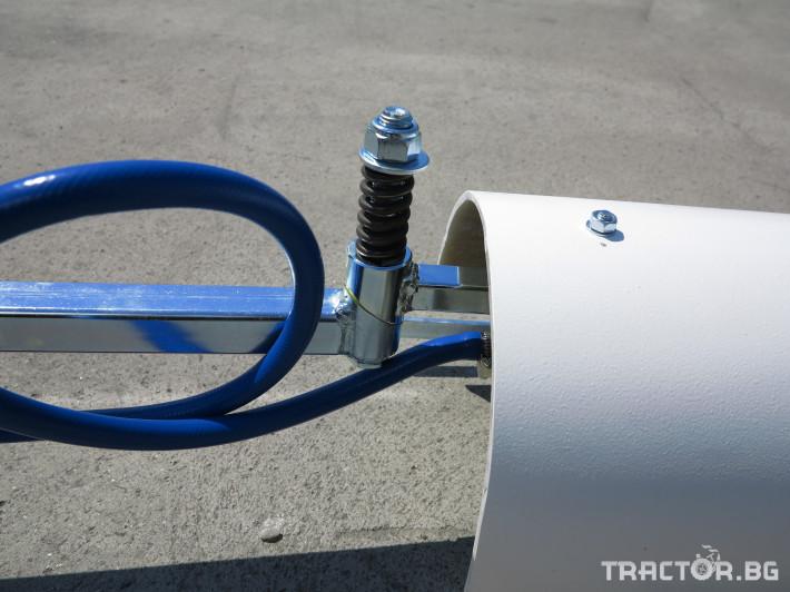 Пръскачки Навесна хербецидна пръскачка ММ 120-200 литра 2