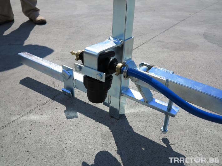 Пръскачки Навесна хербецидна пръскачка ММ 120-200 литра 3