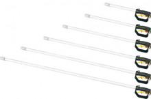 Фиксирани алуминиеви пръти ZANON AS