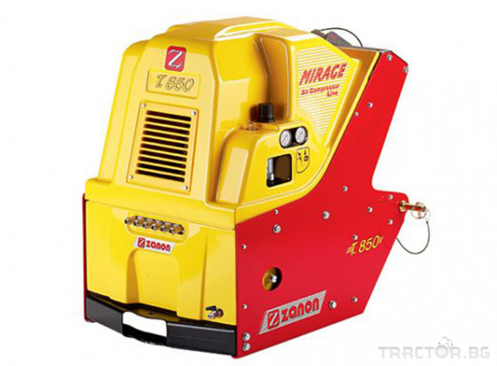 Машини за лозя / овошки Компресор за трактори ZANON модел MIRAGE 0