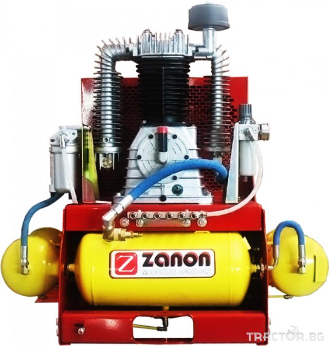 Машини за лозя / овошки Компресор за трактори ZANON модел MIRAGE 2