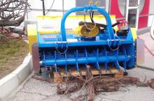 Раздробител на клони за овощни градини ZANON модел TCK