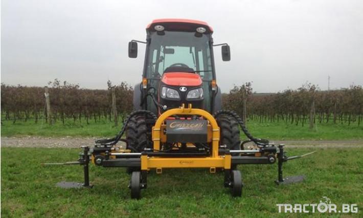 Машини за лозя / овошки Автоматично отклоняваща секция ORIZZONTI модел  FAST 0 - Трактор БГ