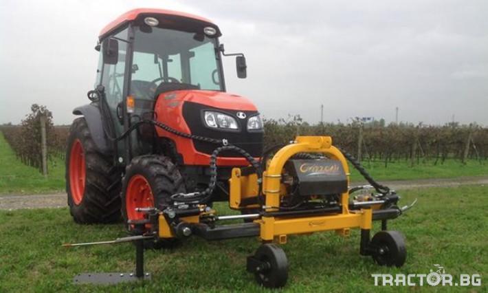 Машини за лозя / овошки Автоматично отклоняваща секция ORIZZONTI модел  FAST 7 - Трактор БГ
