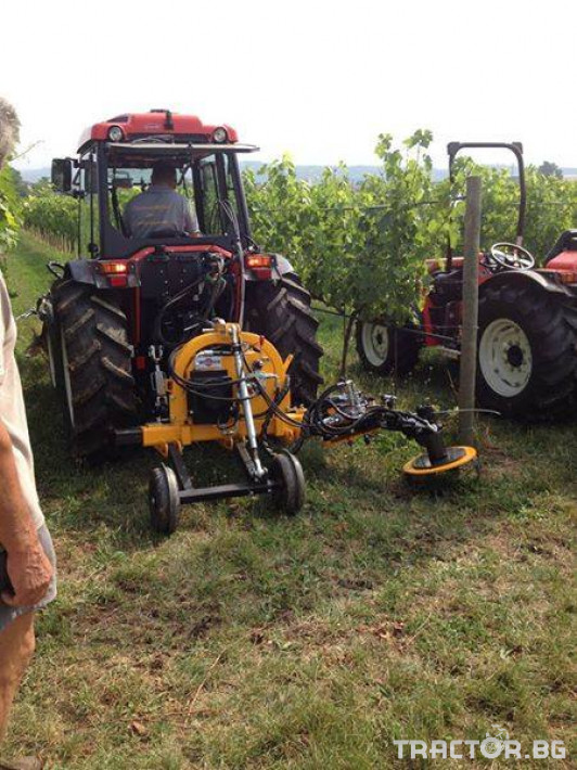 Машини за лозя / овошки Автоматично отклоняваща секция ORIZZONTI модел  FAST 2 - Трактор БГ