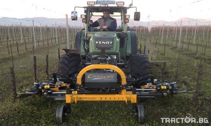 Машини за лозя / овошки Автоматично отклоняваща секция ORIZZONTI модел  FAST 6 - Трактор БГ