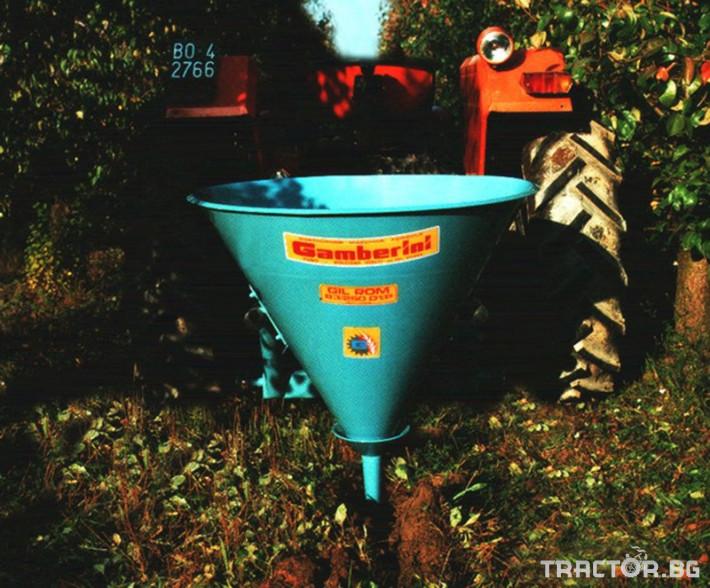 Торачки Торачка GAMBERINI GIL ROM 250 D1/P 1