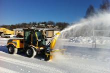 Хидравлични роторни снегорини OPTIMAL