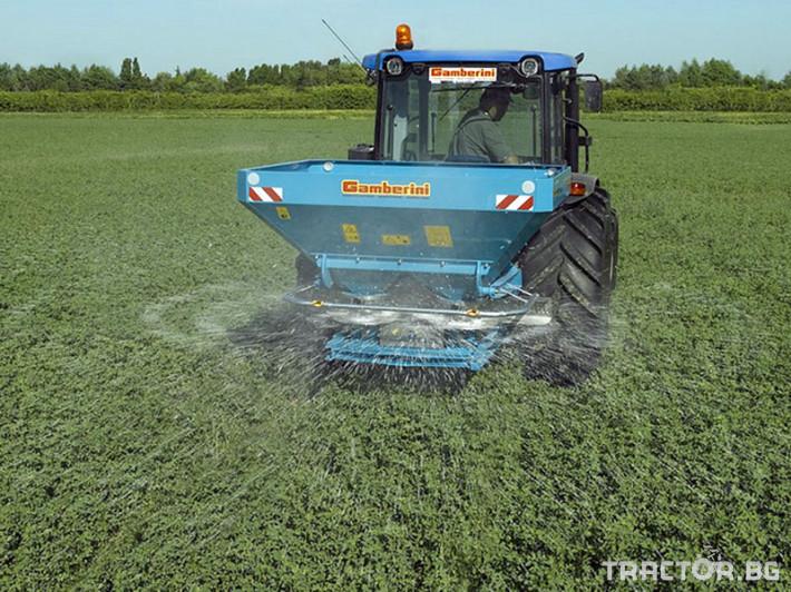 Торачки Торачка GAMBERINI модел SPW 600 800 1000 0 - Трактор БГ