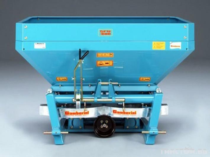 Торачки Торачка GAMBERINI модел SPW 600 800 1000 2 - Трактор БГ