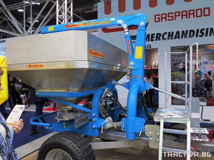 Торачки Кран за торачки GAMBERINI 0 - Трактор БГ