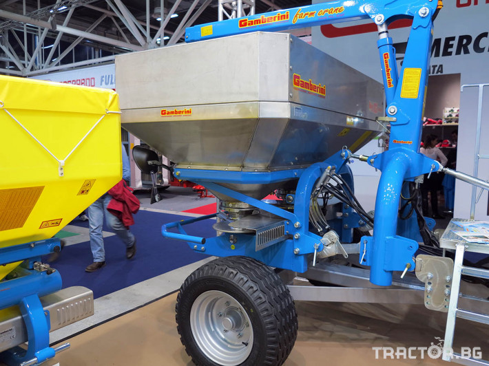 Торачки Кран за торачки GAMBERINI 1 - Трактор БГ