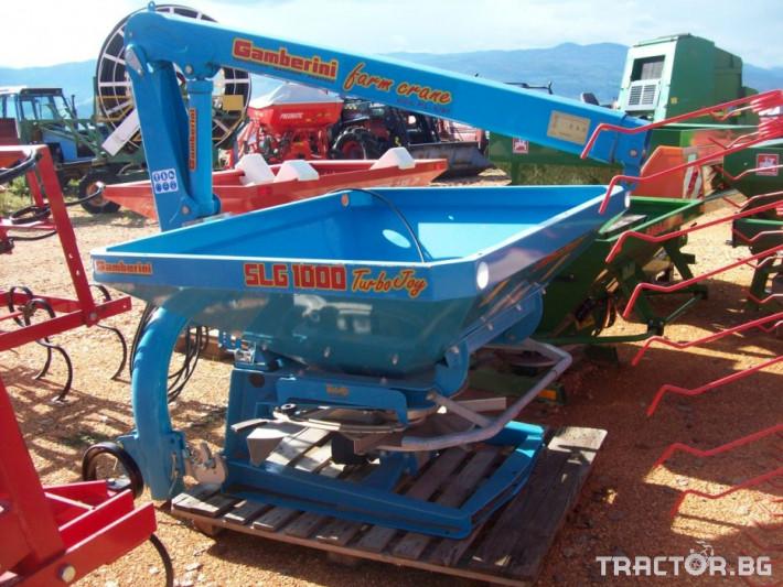 Торачки Кран за торачки GAMBERINI 2 - Трактор БГ