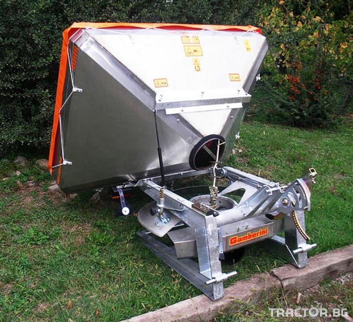 Техника за почистване Машина за опесъчаване GAMBERINI модел PR1000 1