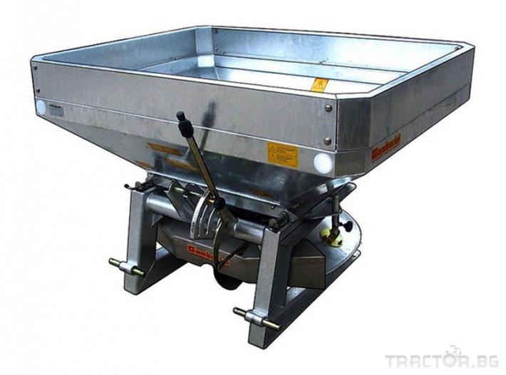 Техника за почистване Машина за опесъчаване GAMBERINI модел PR1000 2