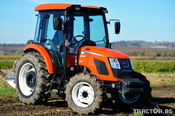 Трактори Kioti RX6630 PC 0 - Трактор БГ