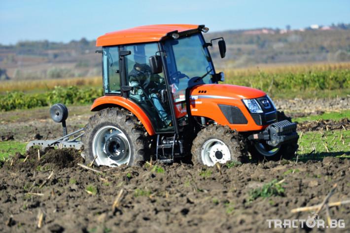 Трактори Kioti RX6630 PC 1 - Трактор БГ