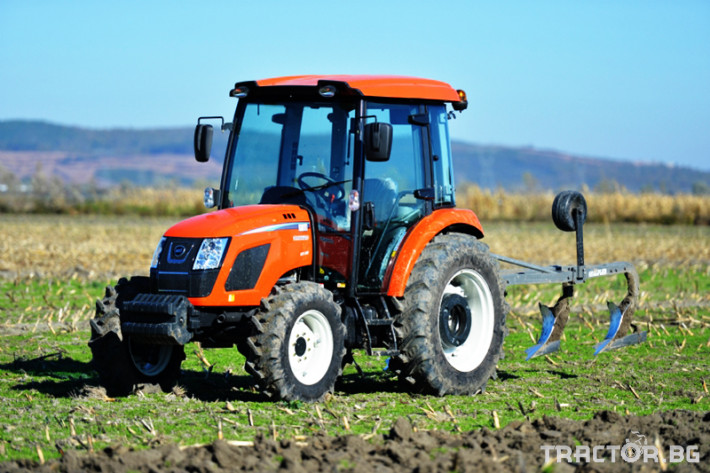 Трактори Kioti RX6630 PC 2 - Трактор БГ