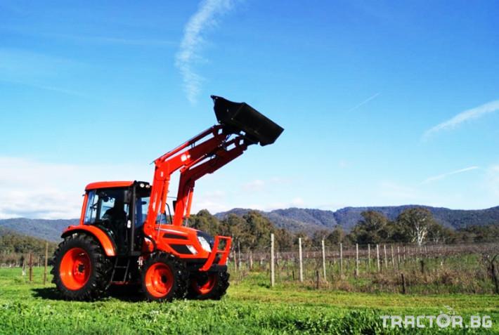 Трактори Kioti RX6630 PC 3 - Трактор БГ