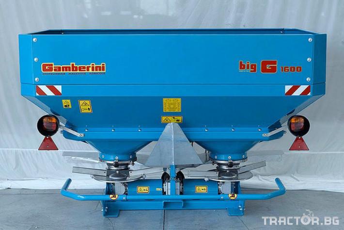 Торачки Торачка GAMBERINI модел BIG G 0