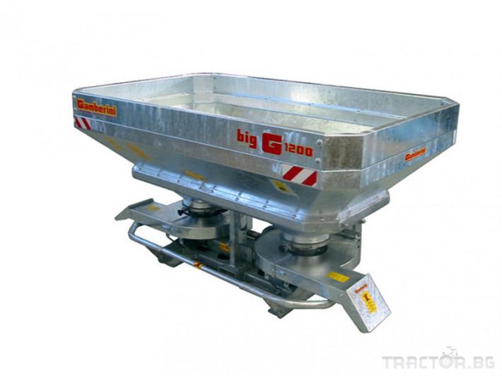 Торачки Торачка GAMBERINI модел BIG G 2