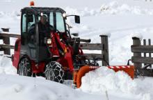 Гребло за почистване на сняг BEMA модел V800