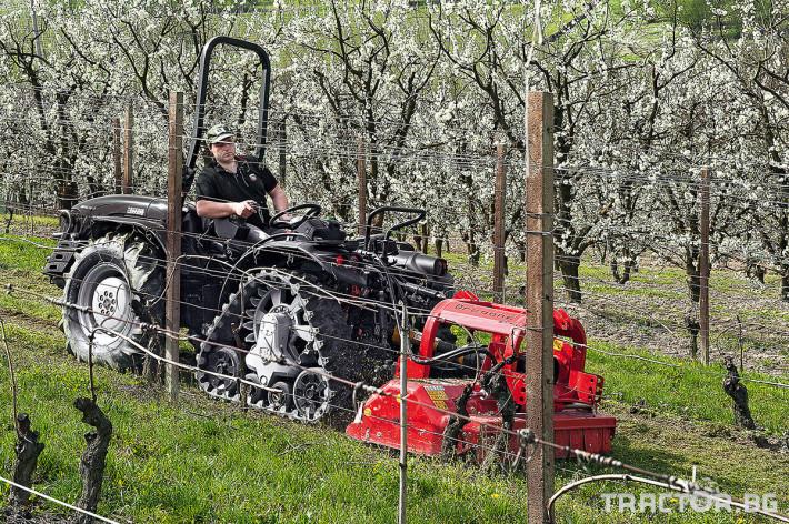 Трактори Antonio Carraro MACH2 0