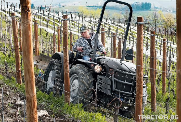 Трактори Antonio Carraro MACH2 1