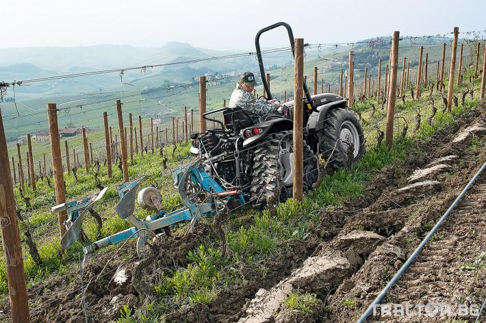 Трактори Antonio Carraro MACH2 2
