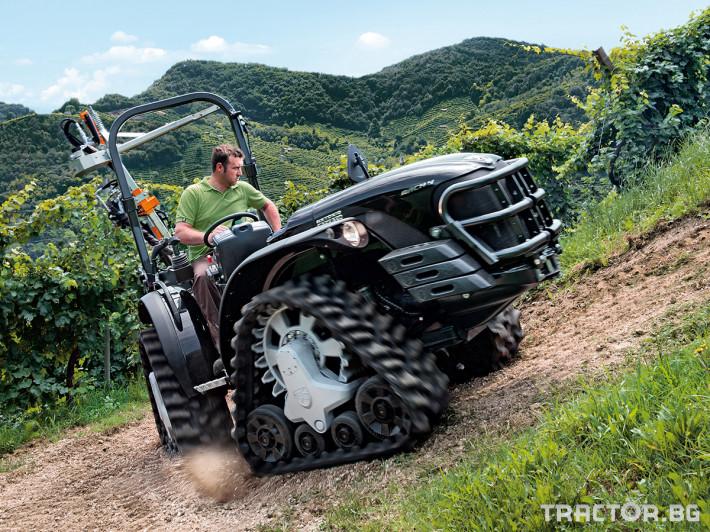Трактори Antonio Carraro MACH4 5