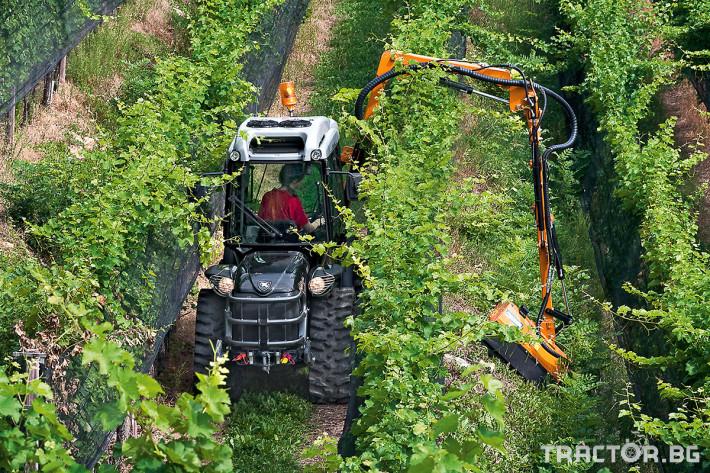 Трактори Antonio Carraro MACH4 2
