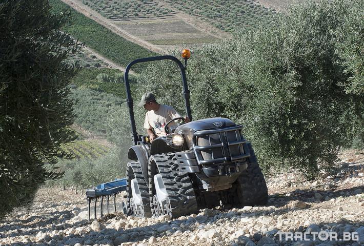 Трактори Antonio Carraro MACH4 3