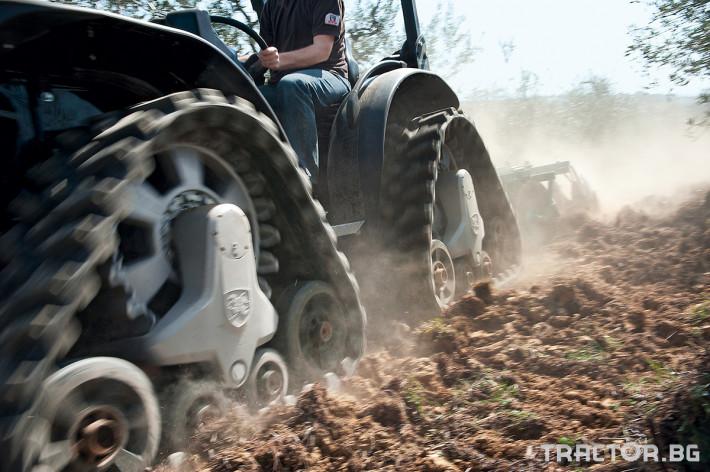 Трактори Antonio Carraro MACH4 4
