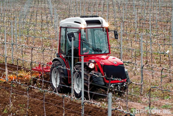 Трактори Antonio Carraro SRX 0