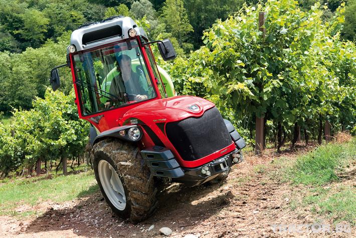 Трактори Antonio Carraro SRX 1