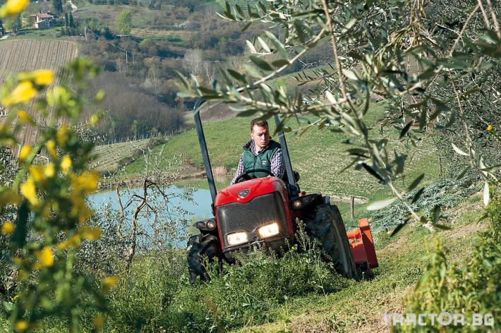 Трактори Antonio Carraro TIGRE 4000 1 - Трактор БГ