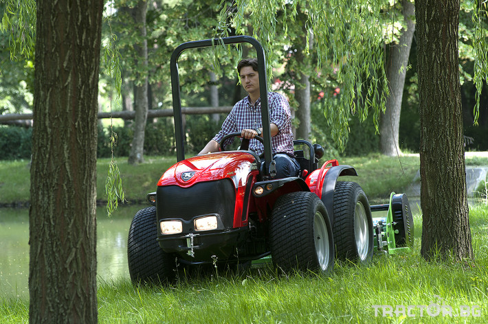 Трактори Antonio Carraro TIGRE 4000 2 - Трактор БГ