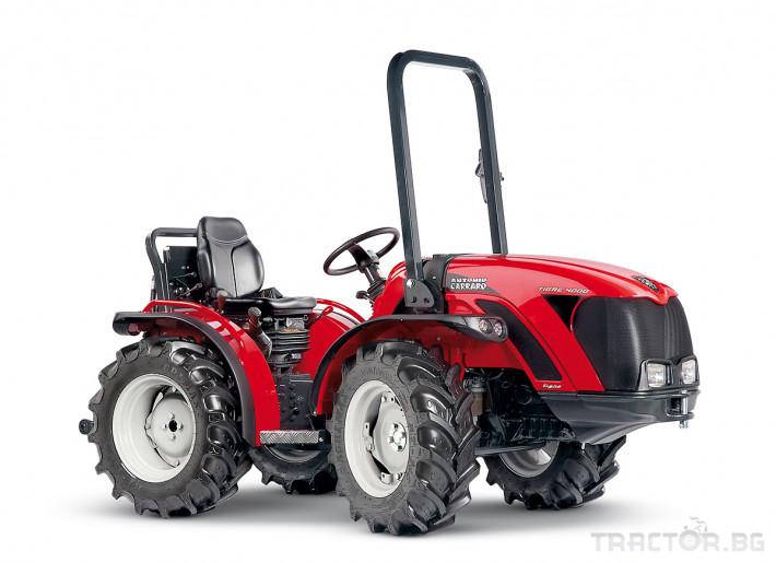 Трактори Antonio Carraro TIGRE 4000 0 - Трактор БГ