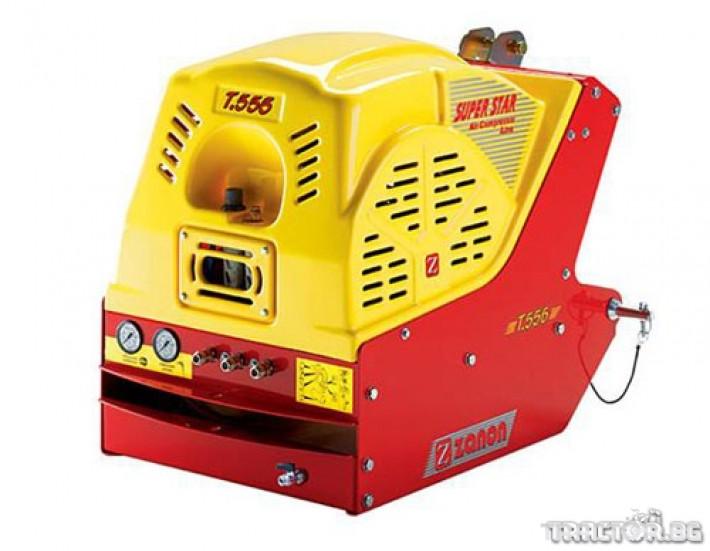 Машини за лозя / овошки Zanon Super Star 3