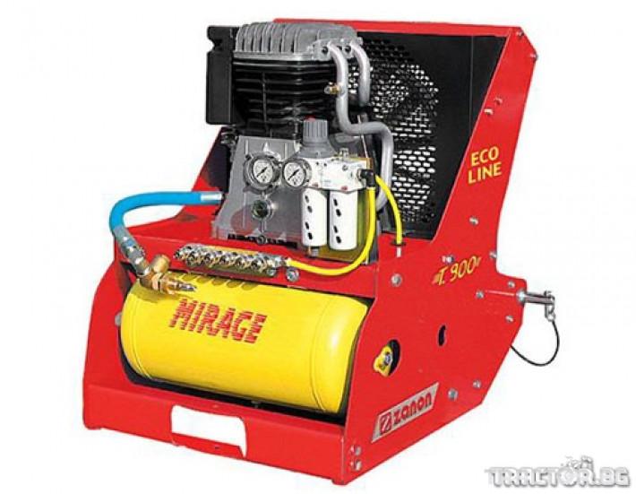 Машини за лозя / овошки Zanon Mirage Eco Т900 0