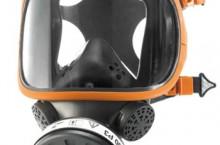 Филтър-маска за лице при пръскане с трактор без кабина