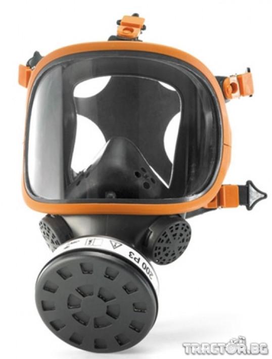 Аксесоари Филтър-маска за лице при пръскане с трактор без кабина 0 - Трактор БГ