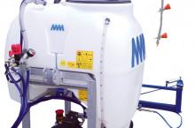 Навесна щангова пръскачка ММ - 300, 400 литра