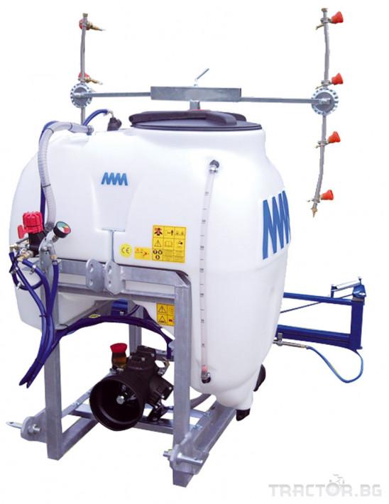 Пръскачки Навесна щангова пръскачка ММ - 300, 400 литра 0