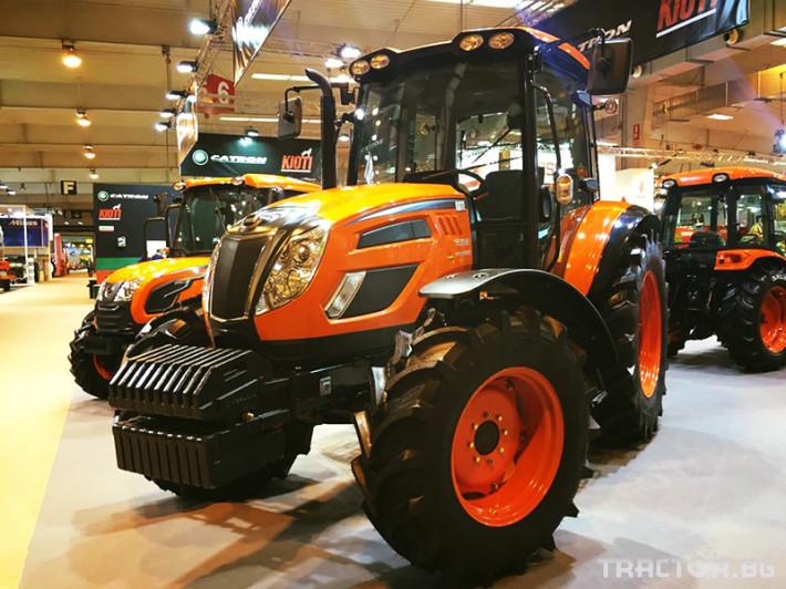 Трактори Kioti PX 1153 4