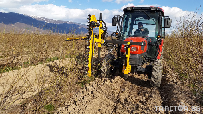 Машини за лозя / овошки Тример за рози ORIZZONTI 4 - Трактор БГ