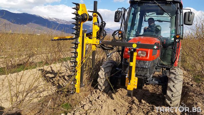 Машини за лозя / овошки Тример за рози ORIZZONTI 5 - Трактор БГ